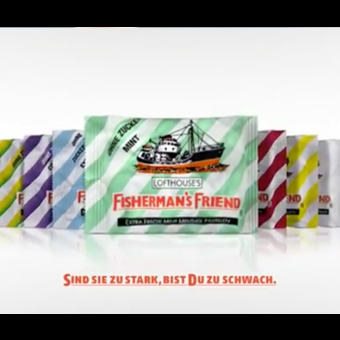 Fishermans Friend – Mint