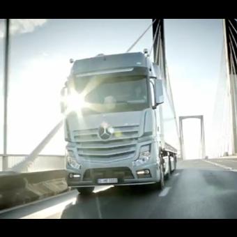 Der neue Actros – Mercedes Nutzfahrzeuge