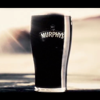 Murphys Irish Stout – Wall of Death