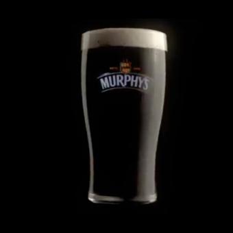 Murphys Irish Stout – Wall of Death