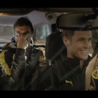 Opel Active Sondermodelle – Fahrerwechsel
