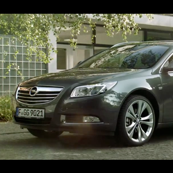 Opel Ergonomiesitz – Sven Strobinski